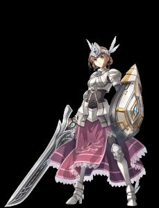 【閃の軌跡】デュバリィは神速の筆頭隊士!ドジっ子剣士の魅力とは?